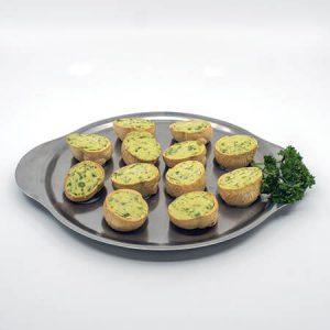 Assiette de Croquille persilées