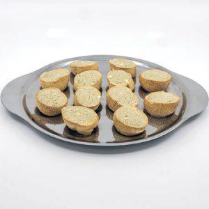 Assiette de Croquille au Roquefort
